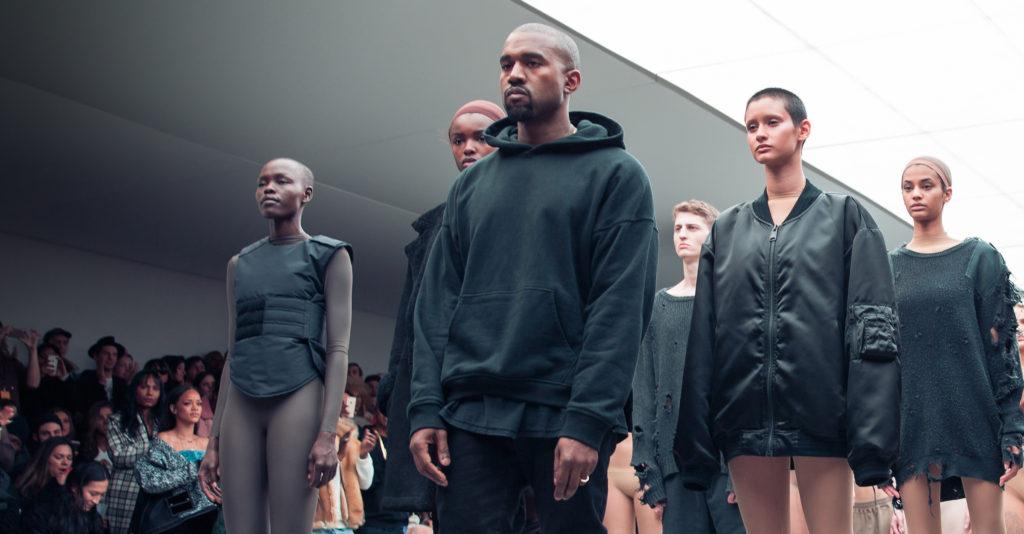 MEFeater Kanye West Yeezy Season