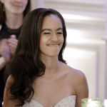 Malia Obama Smokes Pot And It's Okay