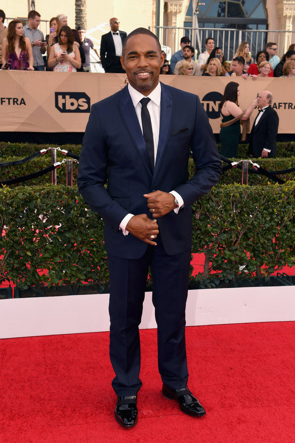 Jason George SAG Awards