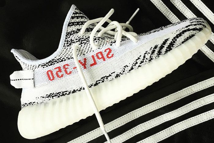 $190 Yeezy Boost SPLY 350 V2 Black White US & UK 2016,Online