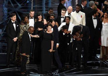 Moonlight Oscar win