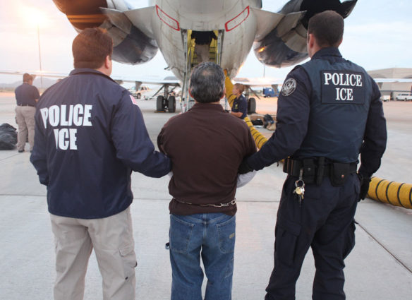 deportation immigrants