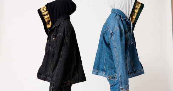Vetements X Levi's Spring 2017