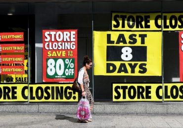 Retailers are Closing