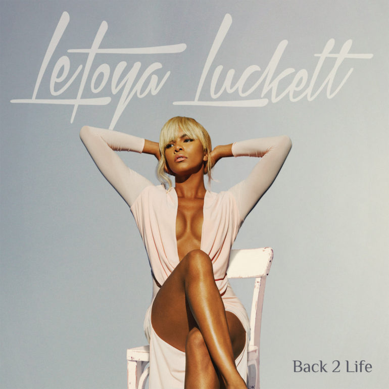 Letoya Luckett new Albm