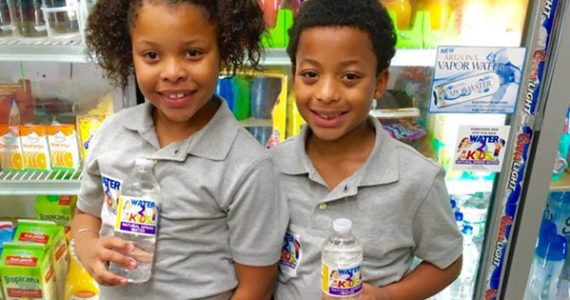 8-Year-Old Dowe Twins