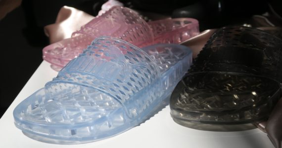 Fenty Puma Jelly Slides