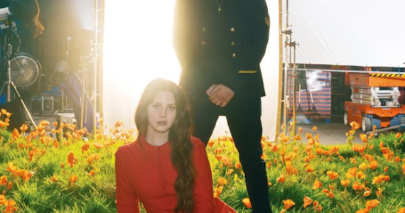 Lana Del Rey Lust for Life