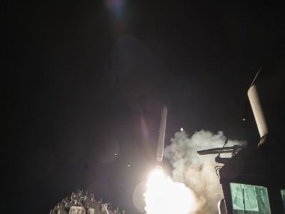 Syrian Missle Strike CNN
