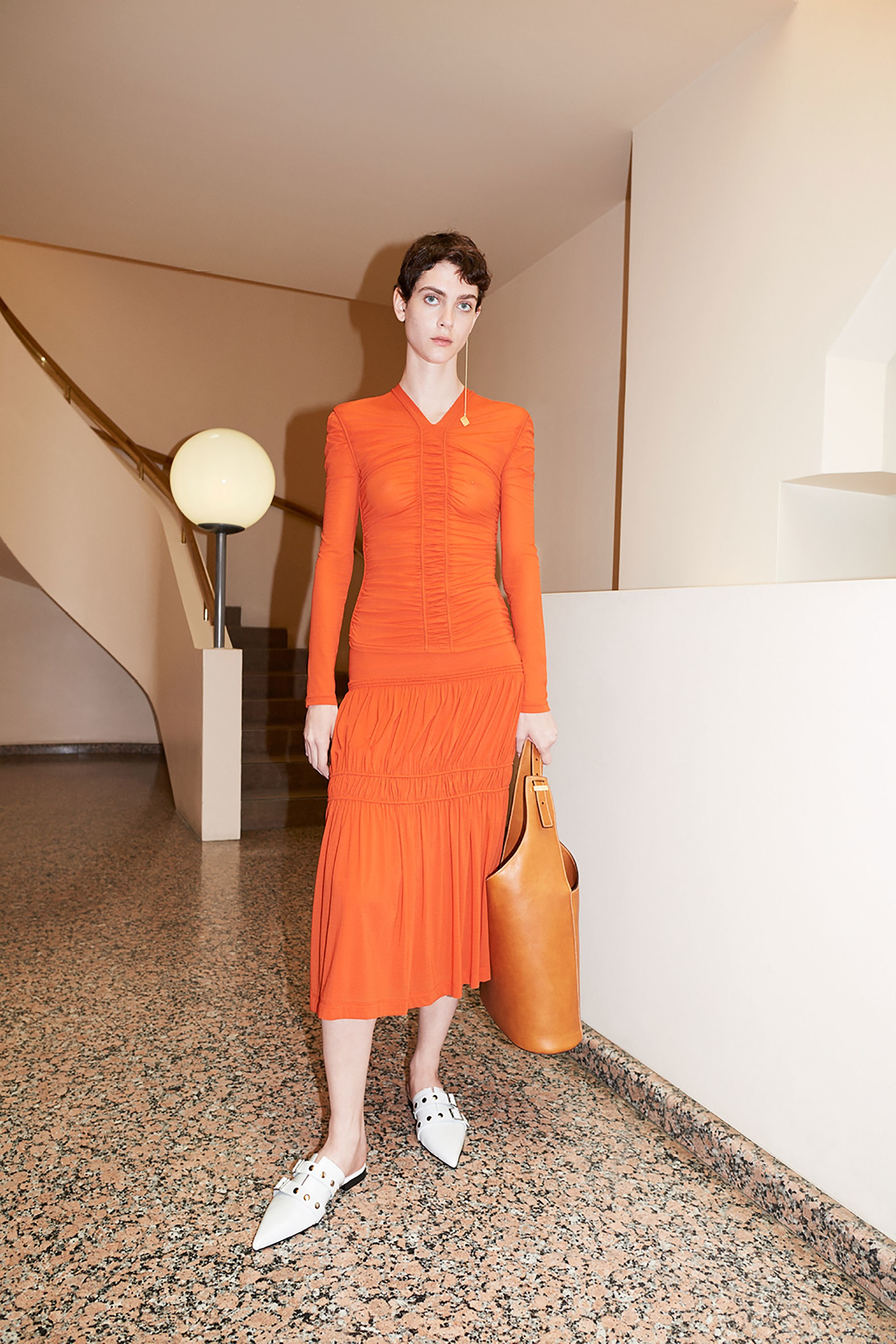 Victoria Beckham's 2018 Resort Collection is Simply Chic ...