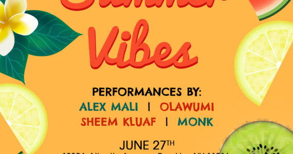 MEFeater Presents Summer Vibes