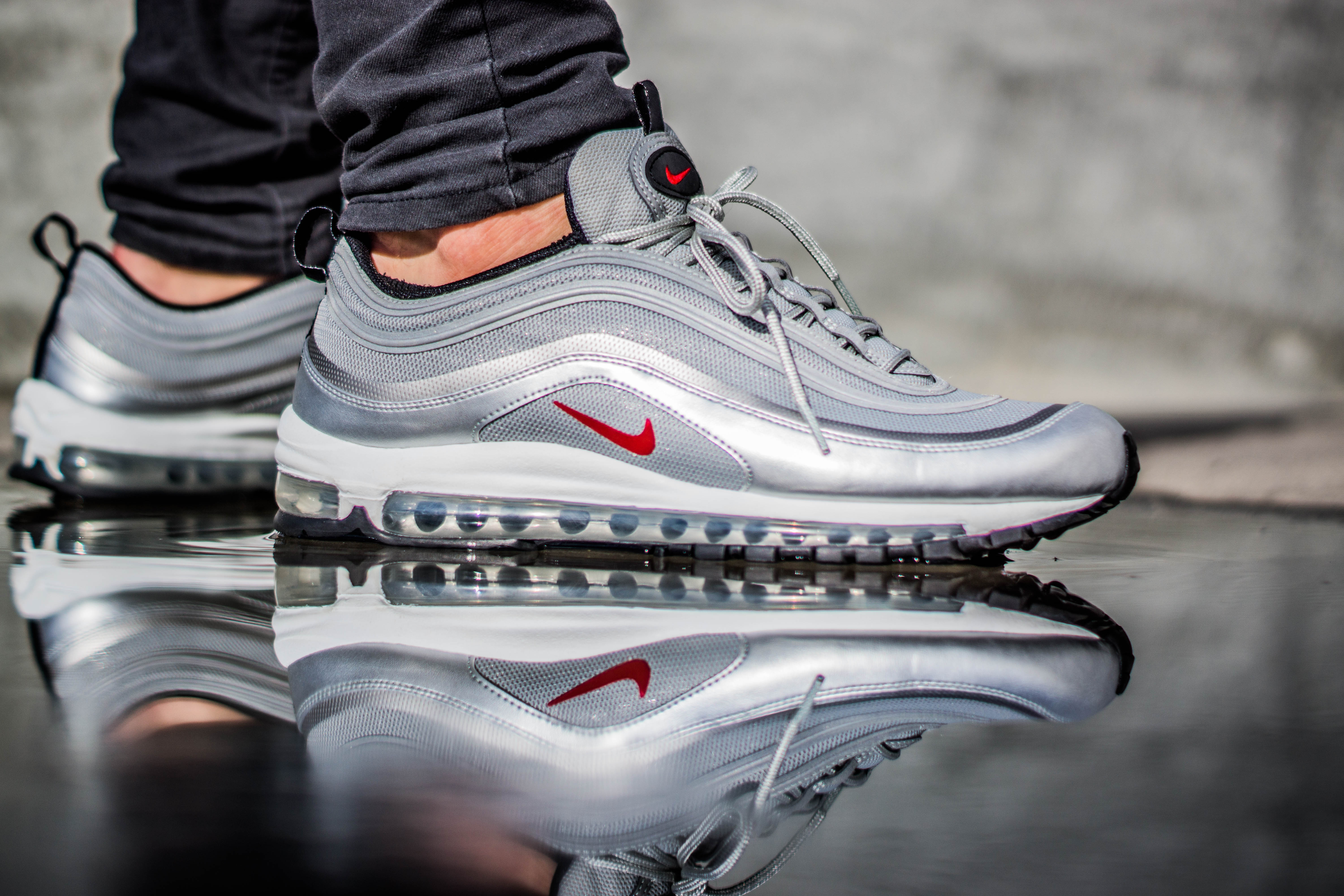 The Nike Air Max 97 S Make A Major Comeback For Its 20th Anniversary