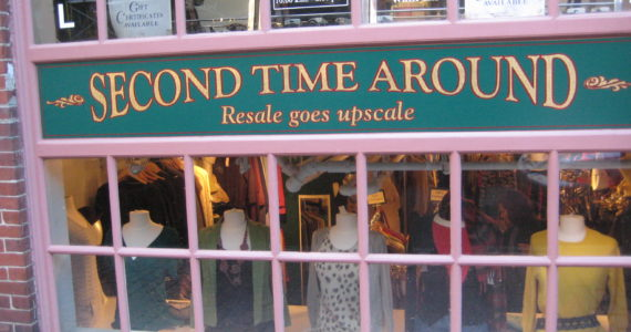 2nd Time Around is closing