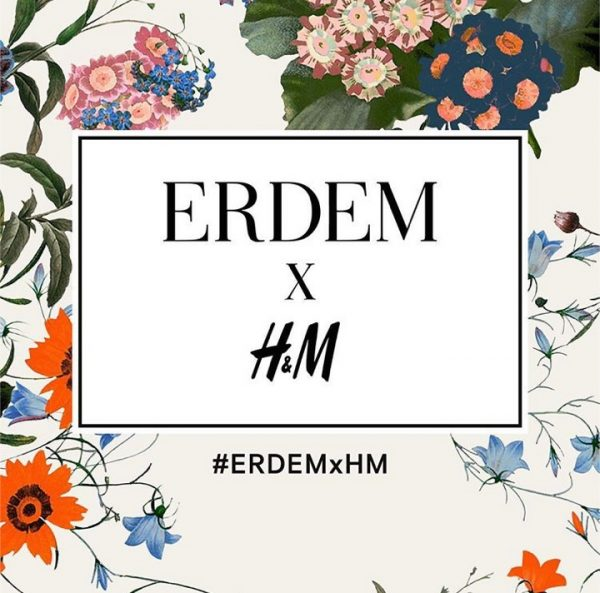 ERDEM X HM Collection