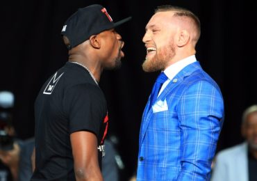 Floyd Mayweather vs. Conor McGregor: The Fight of the Century? ??‍♀️