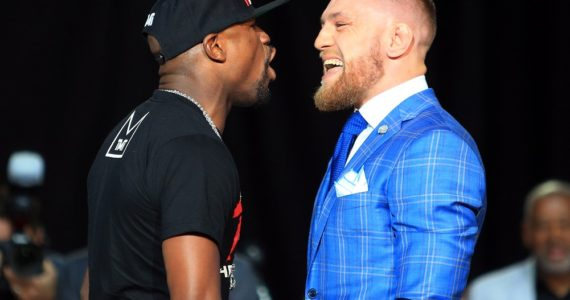 Floyd Mayweather vs. Conor McGregor: The Fight of the Century? 🤷🏿‍♀️