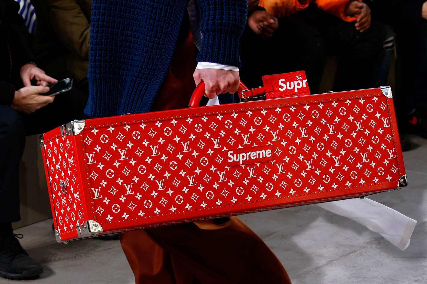 All Supreme X Louis Vuitton U.S. Pop-Up Stores Have Been Cancelled
