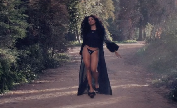 Sza Confronts Betrayal In New Visuals For Quot Supermodel