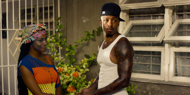 "Nick Cannon Shines in Reggae Movie: ""King of the Dance Hall"""