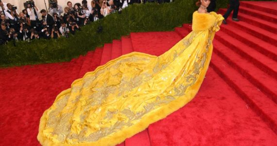 "The Next Met Gala Theme is Rumored to be ""Fashion and Religion"""
