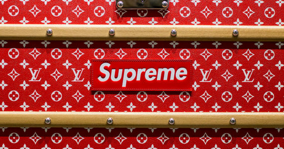 The Supreme x Louis Vuitton Collaboration Increased Louis V's Profits