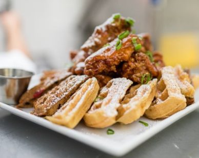 Meet Brooklyn Wing House, Brooklyn's First Black Owned Wing Shop EVER