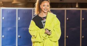 Rihanna Fenty Puma Paris Fashion Sportswear Athleisure Fall Winter 2017 Collection Designer Beauty