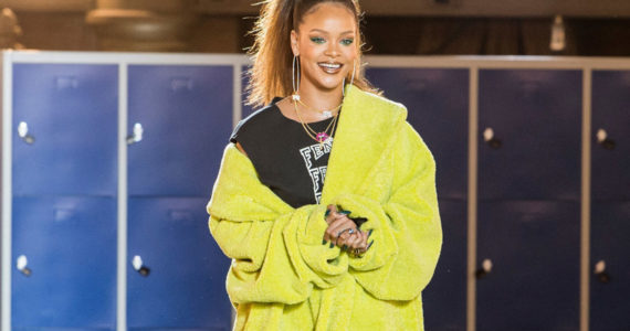 Rihanna Fenty Puma Paris Fashion Sportswear Athleisure Fall Winter 2017 Collection Designer Beauty