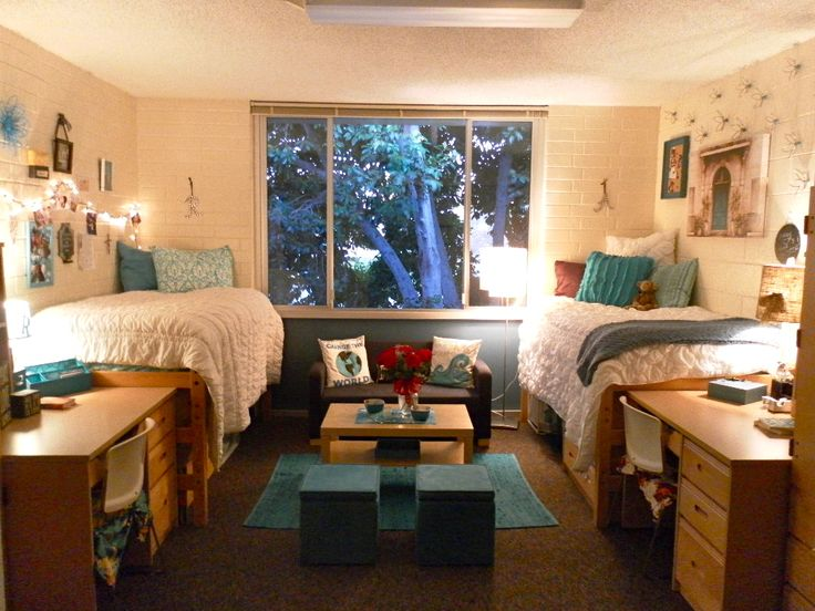 How To Decorate Your Dorm Room On A College Budget
