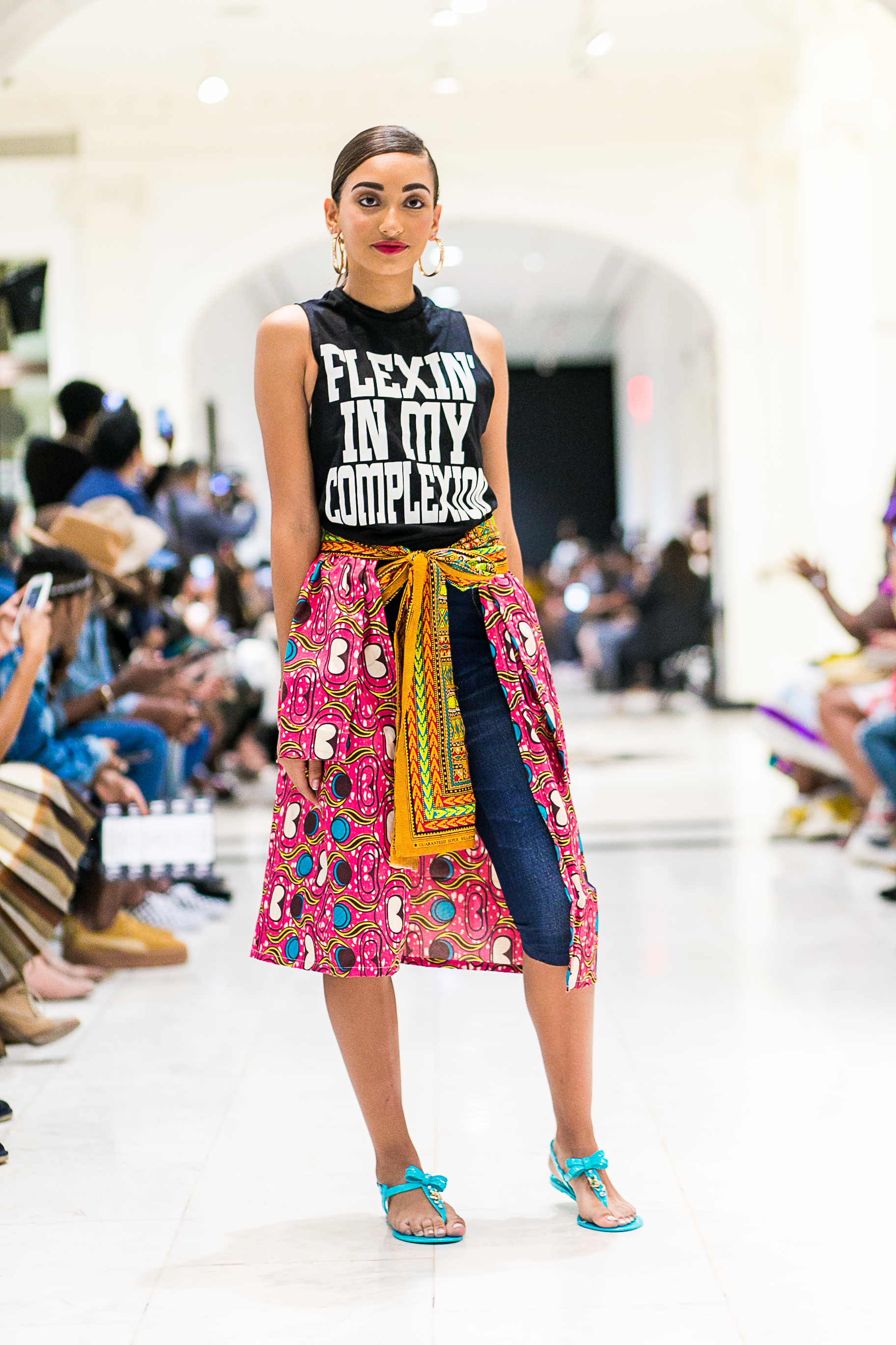 Meet Kheris Rogers The Youngest Designer To Show In Nyfw Mefeater