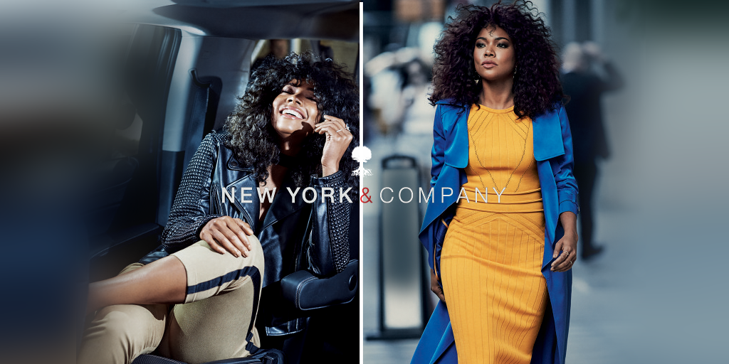5429d73717c Gabrielle Union Releases Exclusive New York   Company Collection - MEFeater
