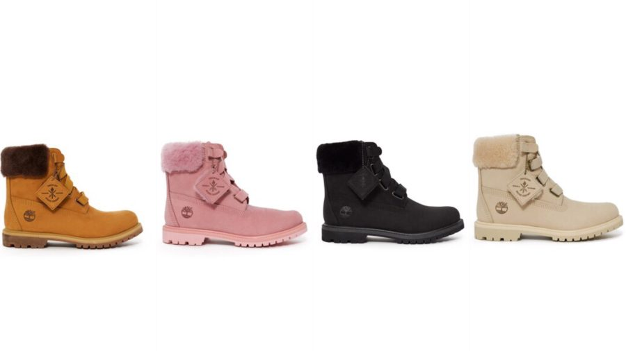 Timberland and Opening Ceremony Convenience Boot