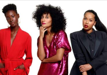 Tracee Ellis Ross and JCPenney Collection
