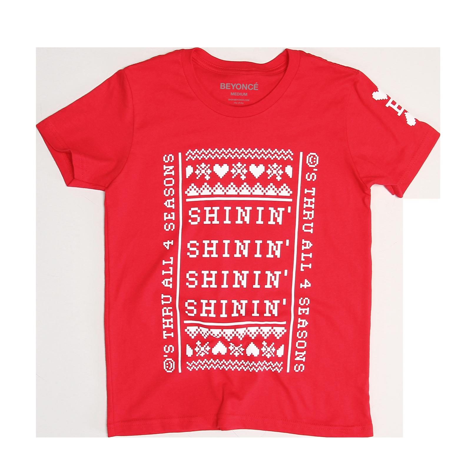 Shinin' T-Shirt $25