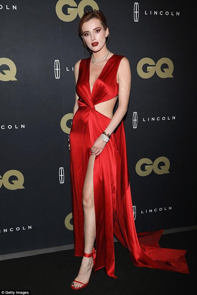 Bella Thorne via Getty Images