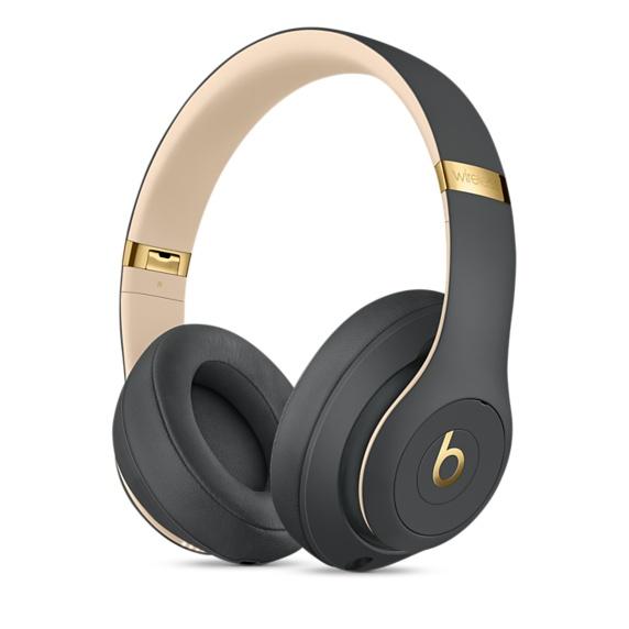 Beats Studio3 Wireless Over‑Ear Headphones - Shadow Gray $349.95