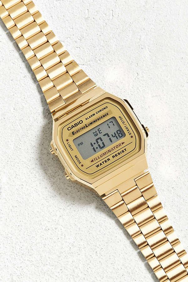 Casio Vintage Digital Watch $65