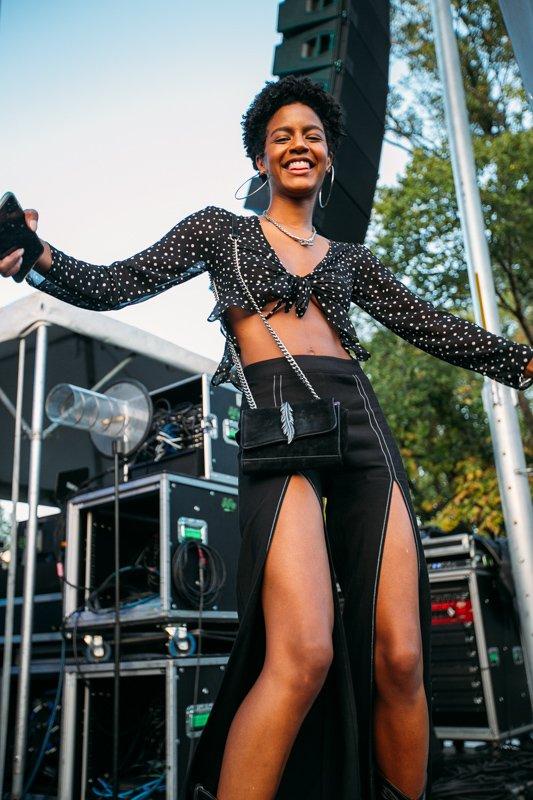 Ebonee Davis taken by Quincy Houston