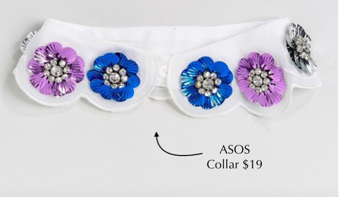 ASOS Collar $19
