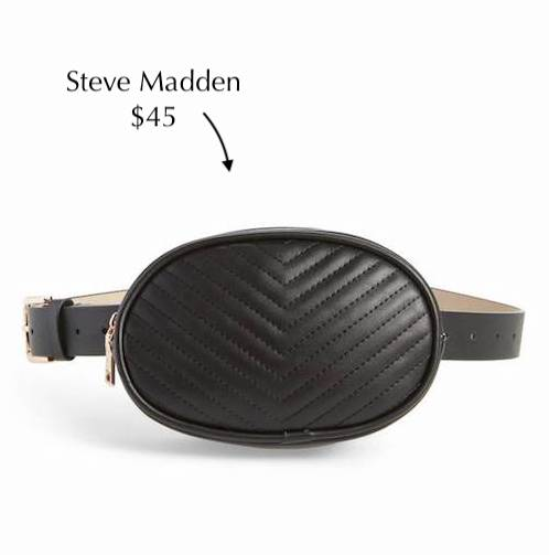 Steve Madden Belt Bag $45