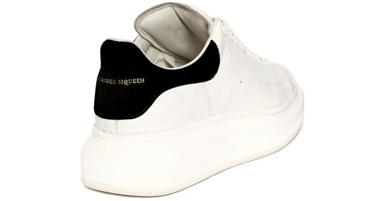 outlet store many fashionable 100% high quality Alexander McQueen Takes on the Ugly Dad Sneaker Trend With New ...