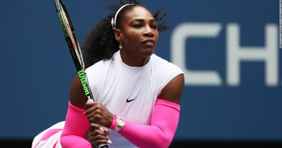Serena Williams returns to tennis
