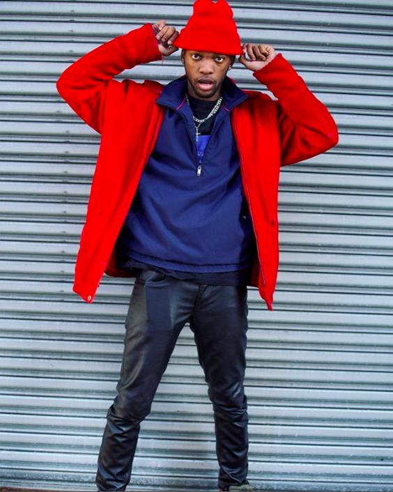 Designer Justin P. Etienne captured by @theiillustrious via Instagram