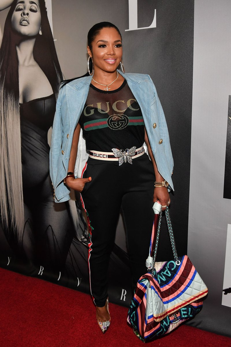 "Rasheeda attended Tammy Rivera ""Fate"" Album Release Party in Atlanta, Georgia. Photo by Paras Griffin/Getty Images"