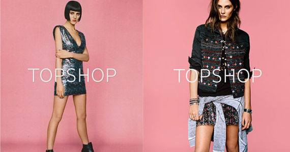 Topshop fashion