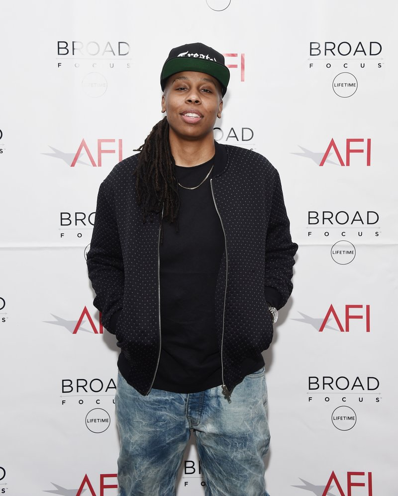 Lena Waithe attended the The American Film Institute's Annual AFI Directing Workshop For Women Showcasein Beverly Hills. Photo by Amanda Edwards/Getty Images