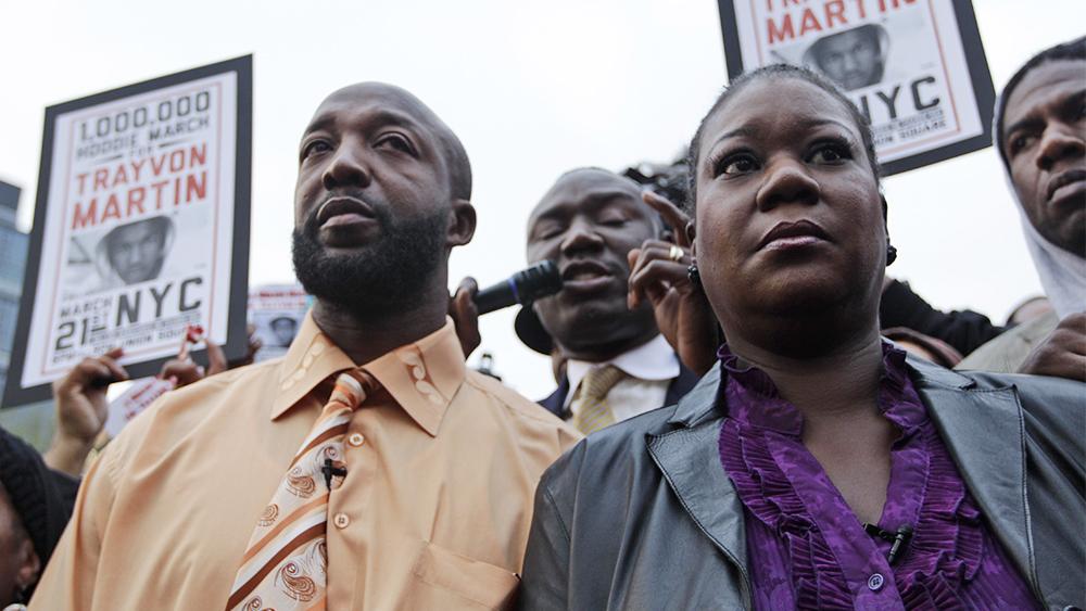 rest in power trayvon