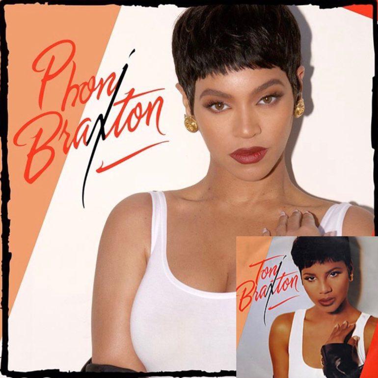 Beyonce Toni Braxton