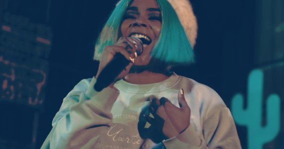 "Tayla Parx's ""We Need to Talk"": An Immersive Listening Party Experience"